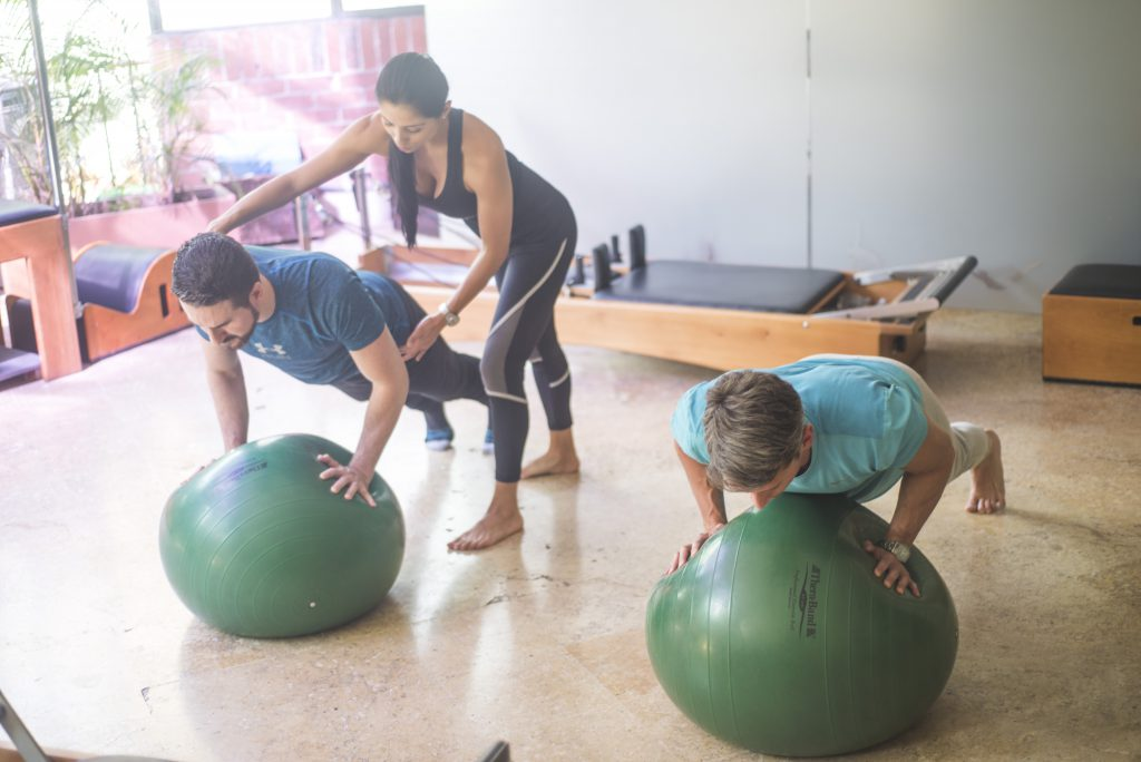 Pilates Medellín nirvana spa