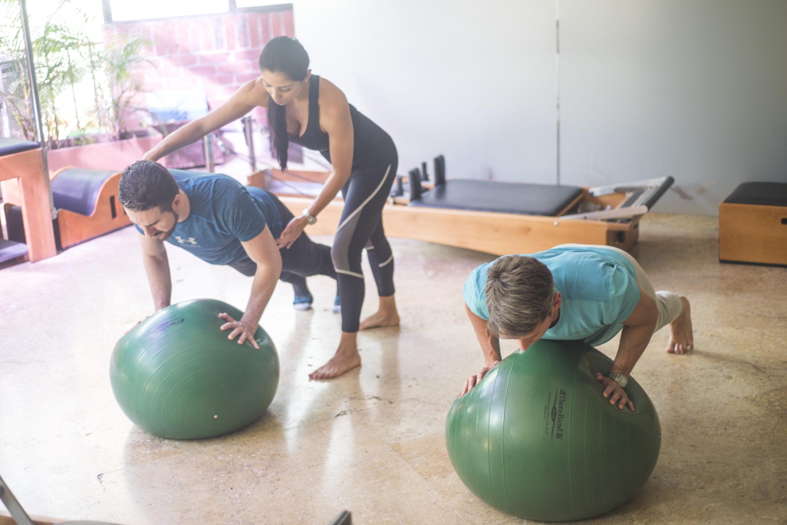 Aplicaciones en línea para hacer ejercicio. ¿La mejor manera de cuidar la salud?