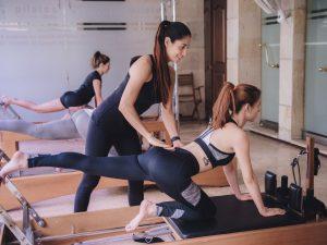 Pilates Vital Training