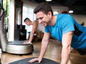 Pilates-vital training